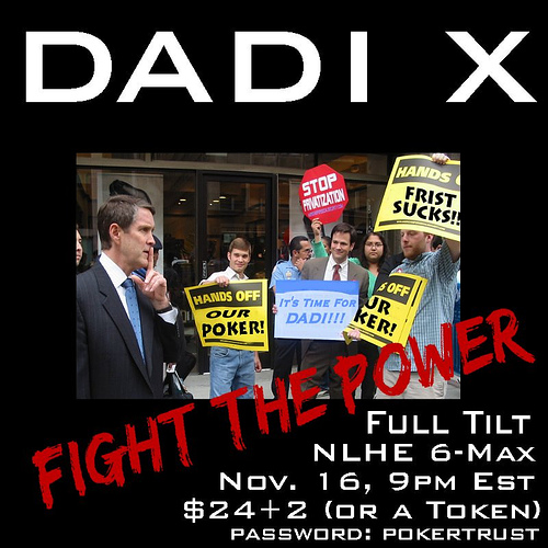 DADI X - Fight the power
