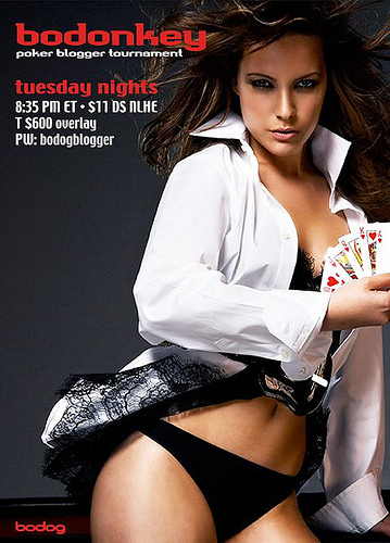 Bondokery, tonight on bodog