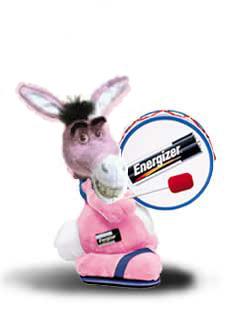 Energizer donkey