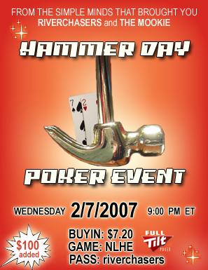 Hammer day!